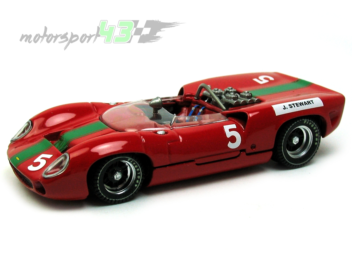 Lola T70 Spider Brands-Hatch 1965 #5