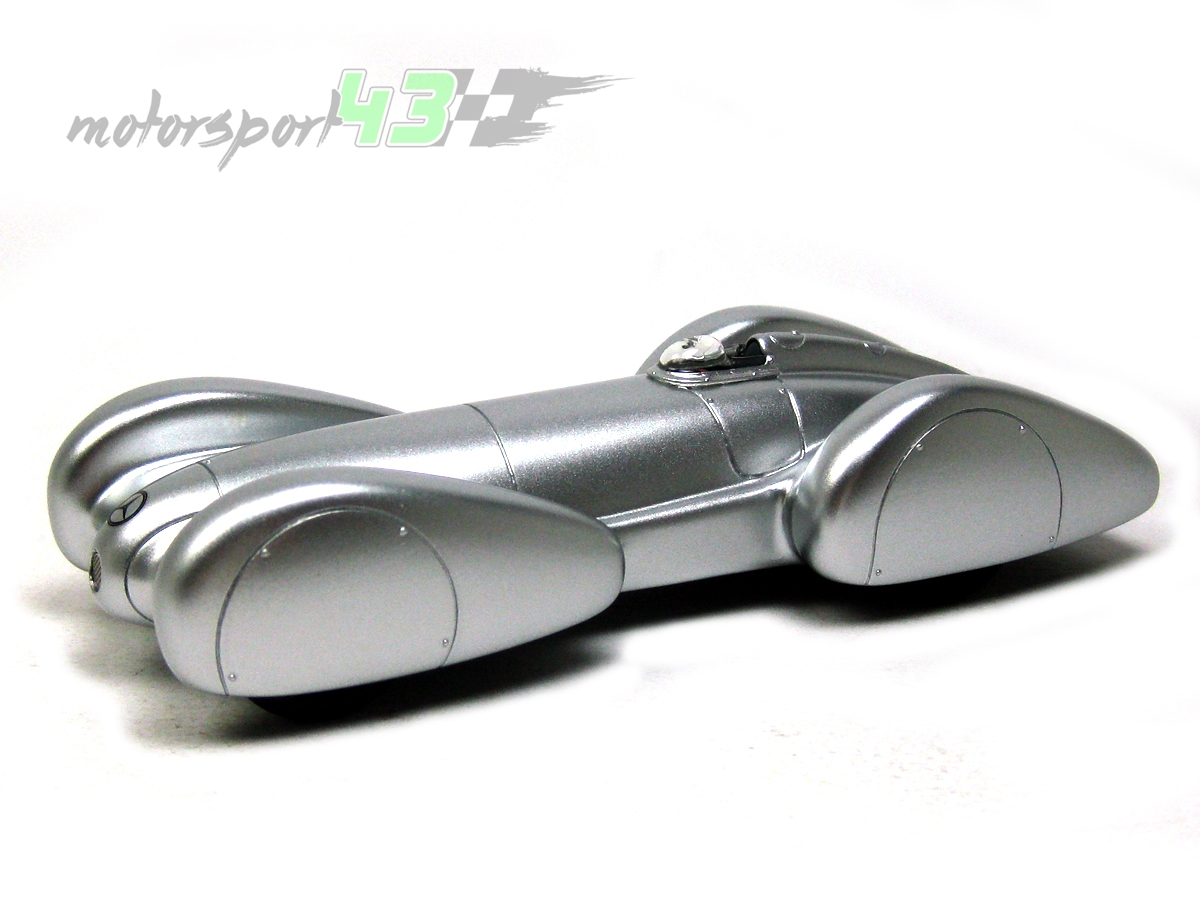 Mercedes Benz W154 Rekordwagen 1939