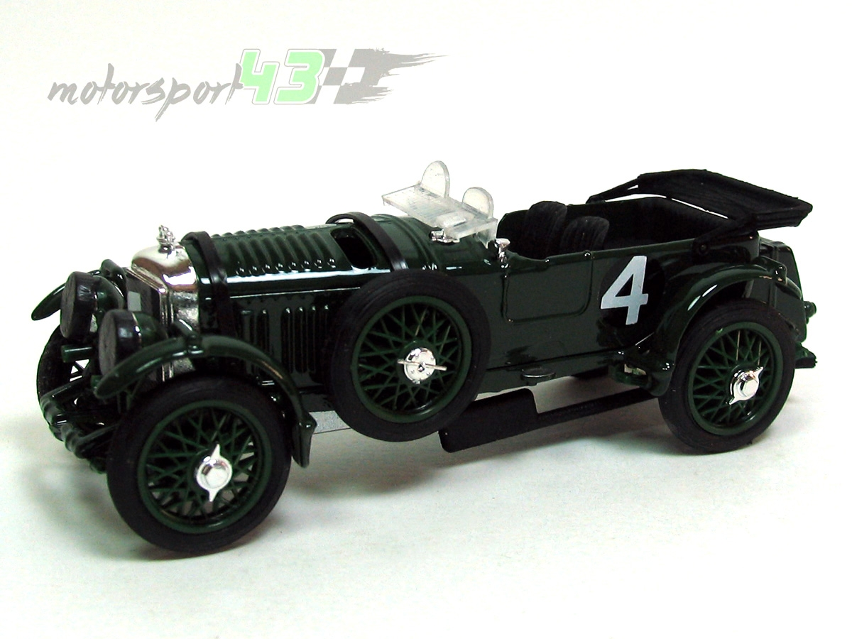 Bentley Speed Six 24h. Le Mans 1930 #4 (Abierto)