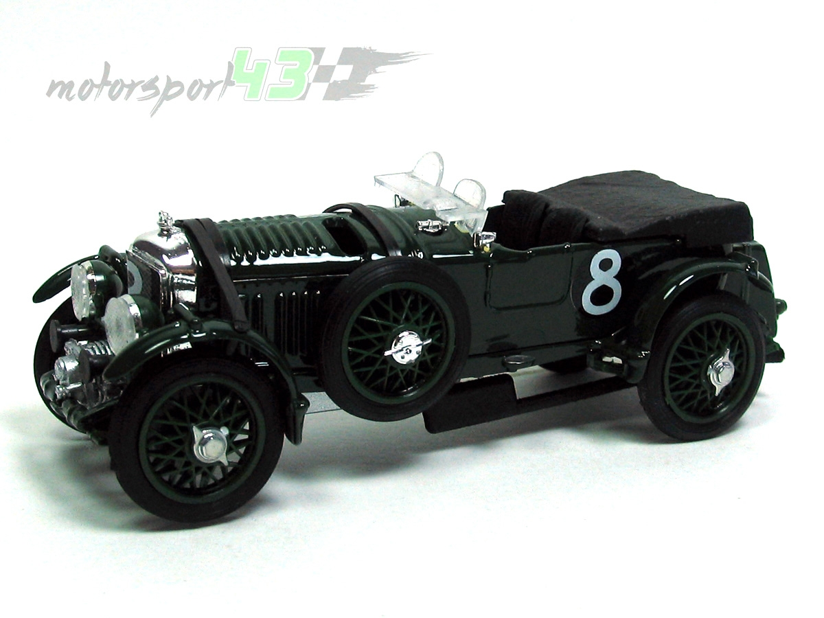 Bentley Speed Six 24h. Le Mans 1930 #8