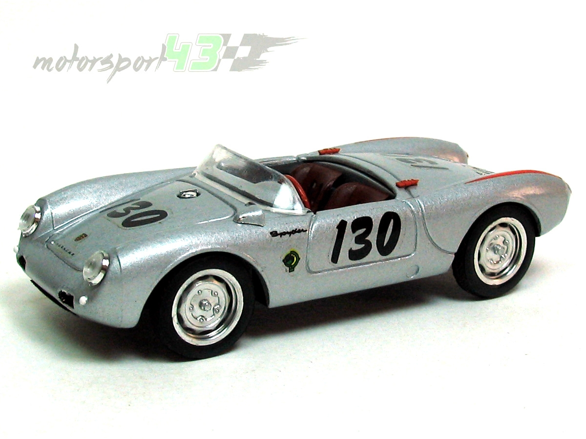 Porsche 550A RS Spyder 1955 #130 James Dean