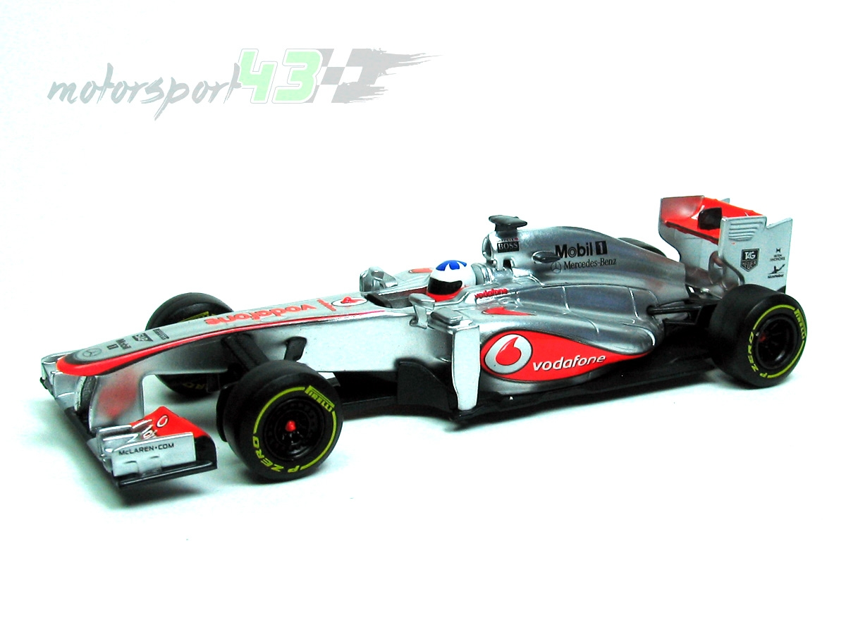 Mc Laren Mercedes MP4-28 2013 Test Car Gary Paffett