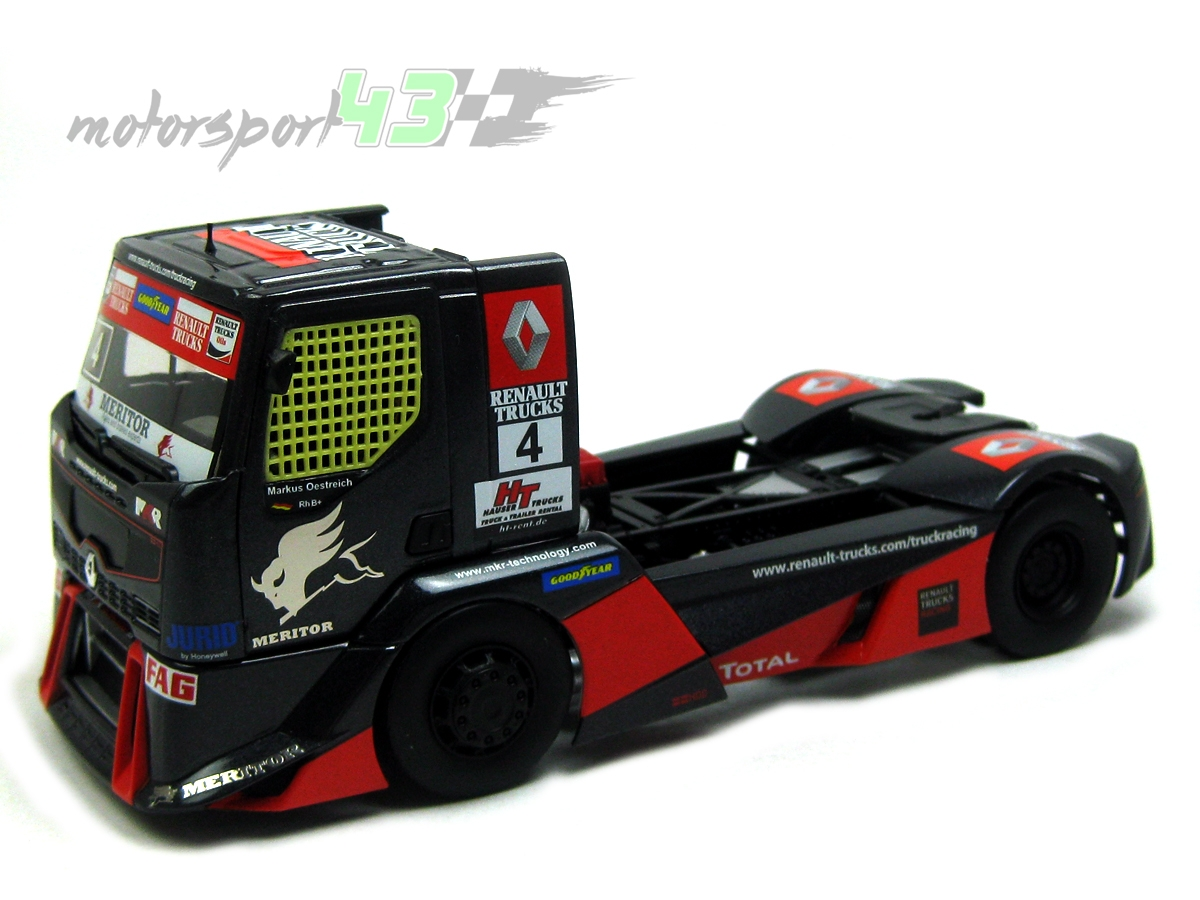 Renault Trucks Premium Racing 2011 #4