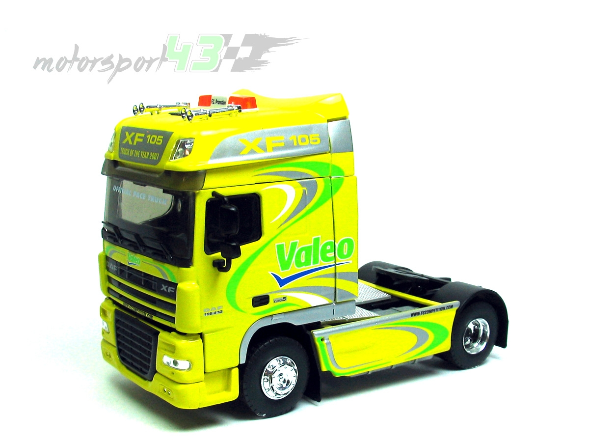 DAF XF105 Valeo Pace Truck 2007