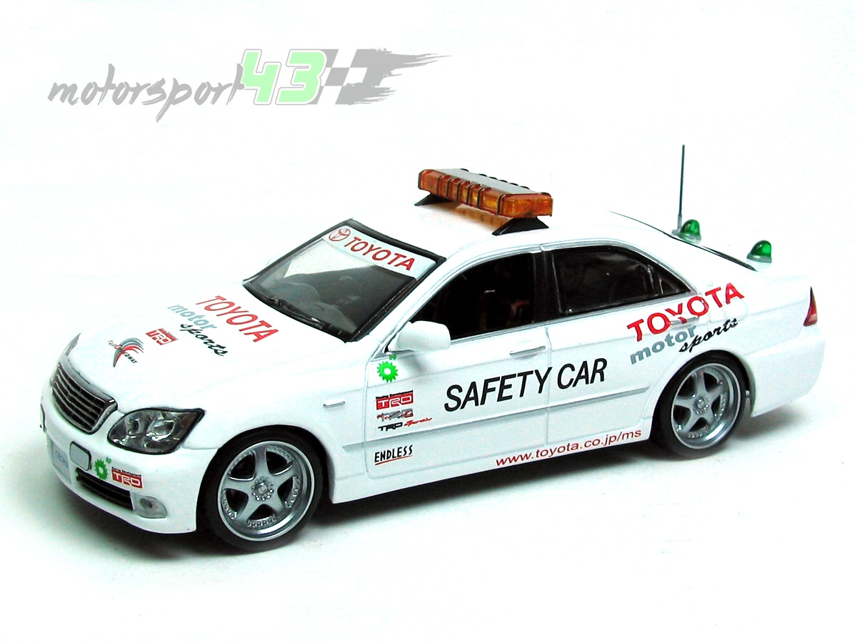 Toyota Crown 2006 Safety Car