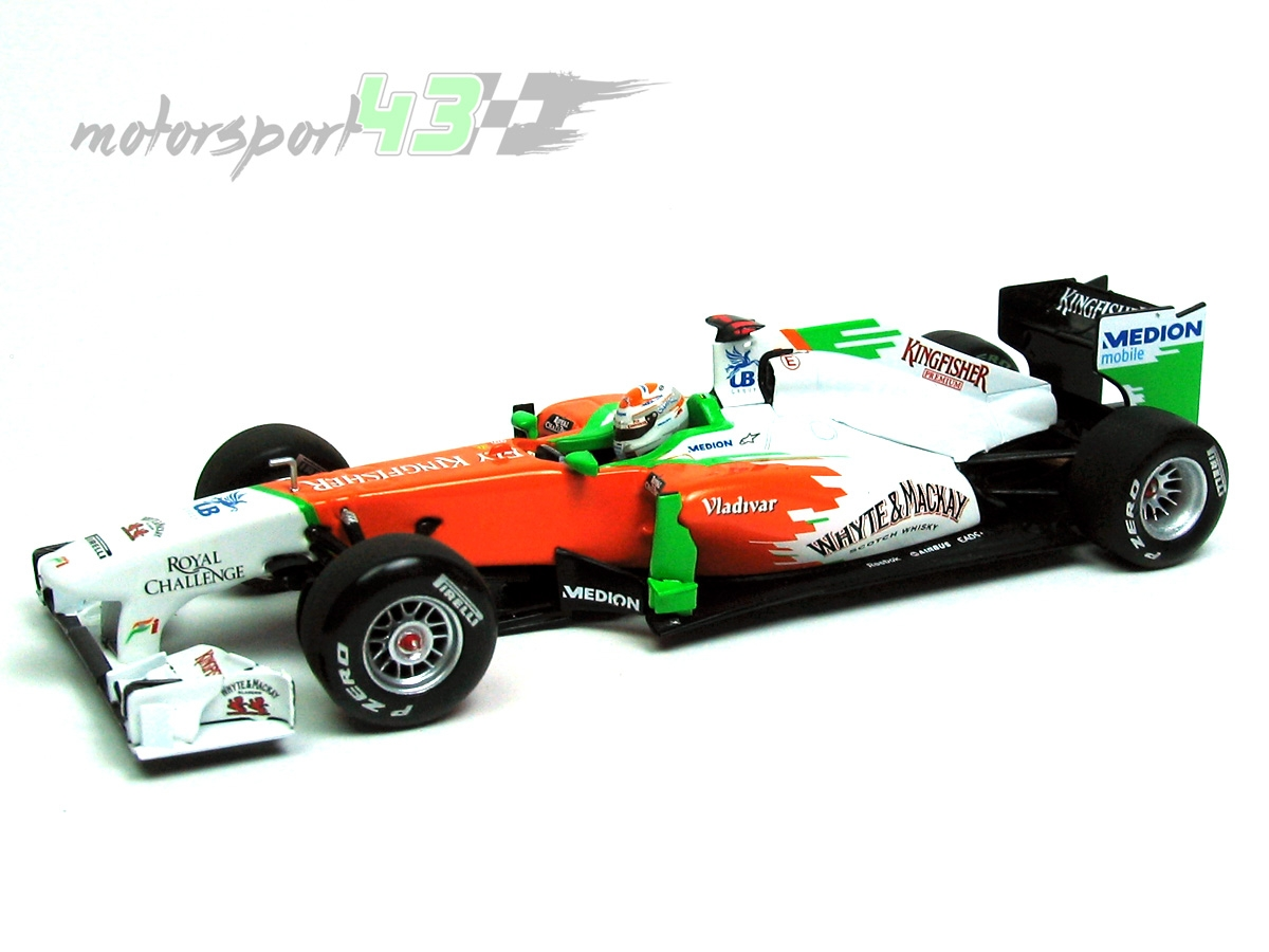 Force India Mercedes VJM04 2011 #14 A. Sutil