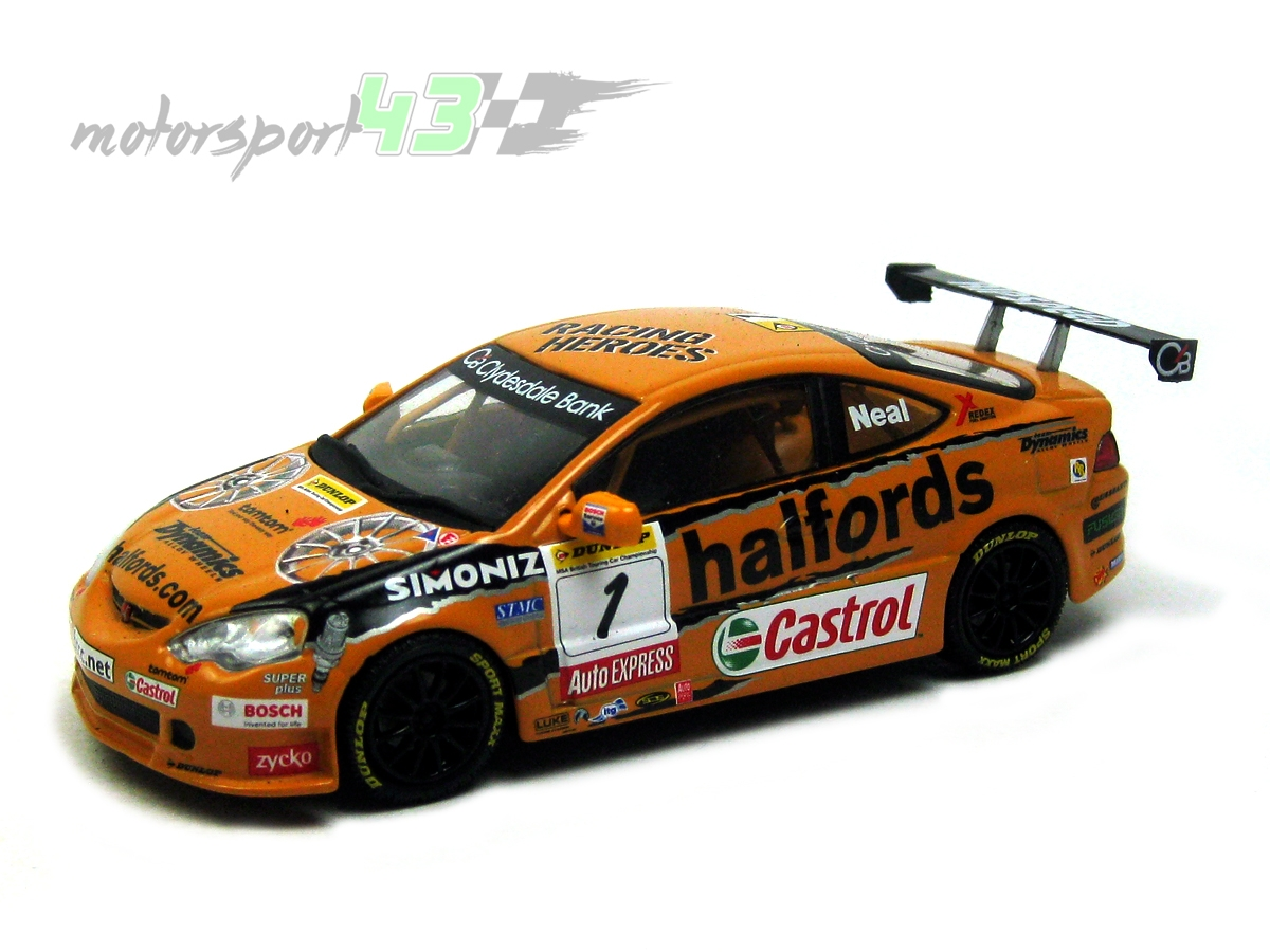 Honda Integra Type R BTCC Champion 2006