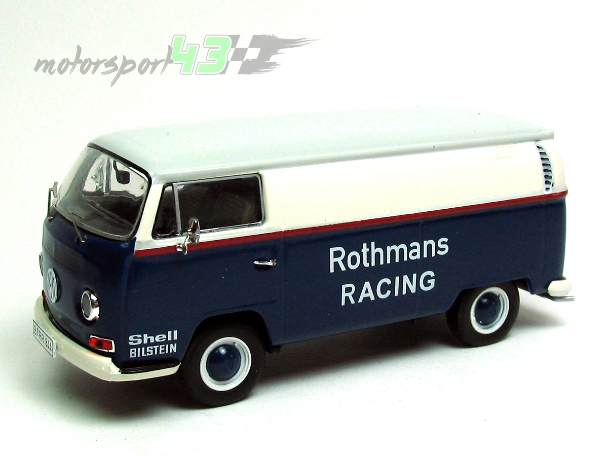 Volkswagen T2a Rothmans Racing