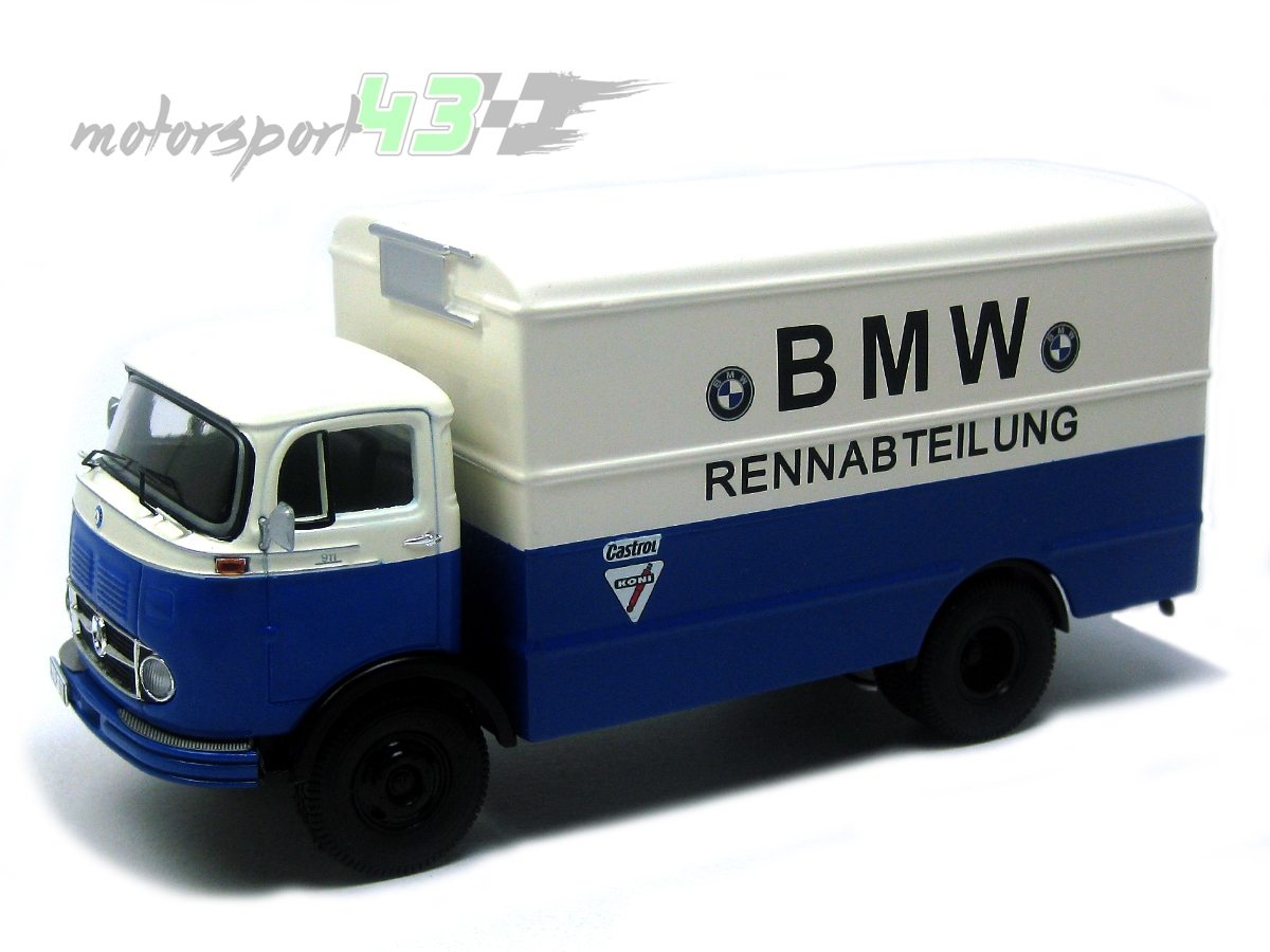 Mercedes Benz LP911 BMW Racing Departament 1963