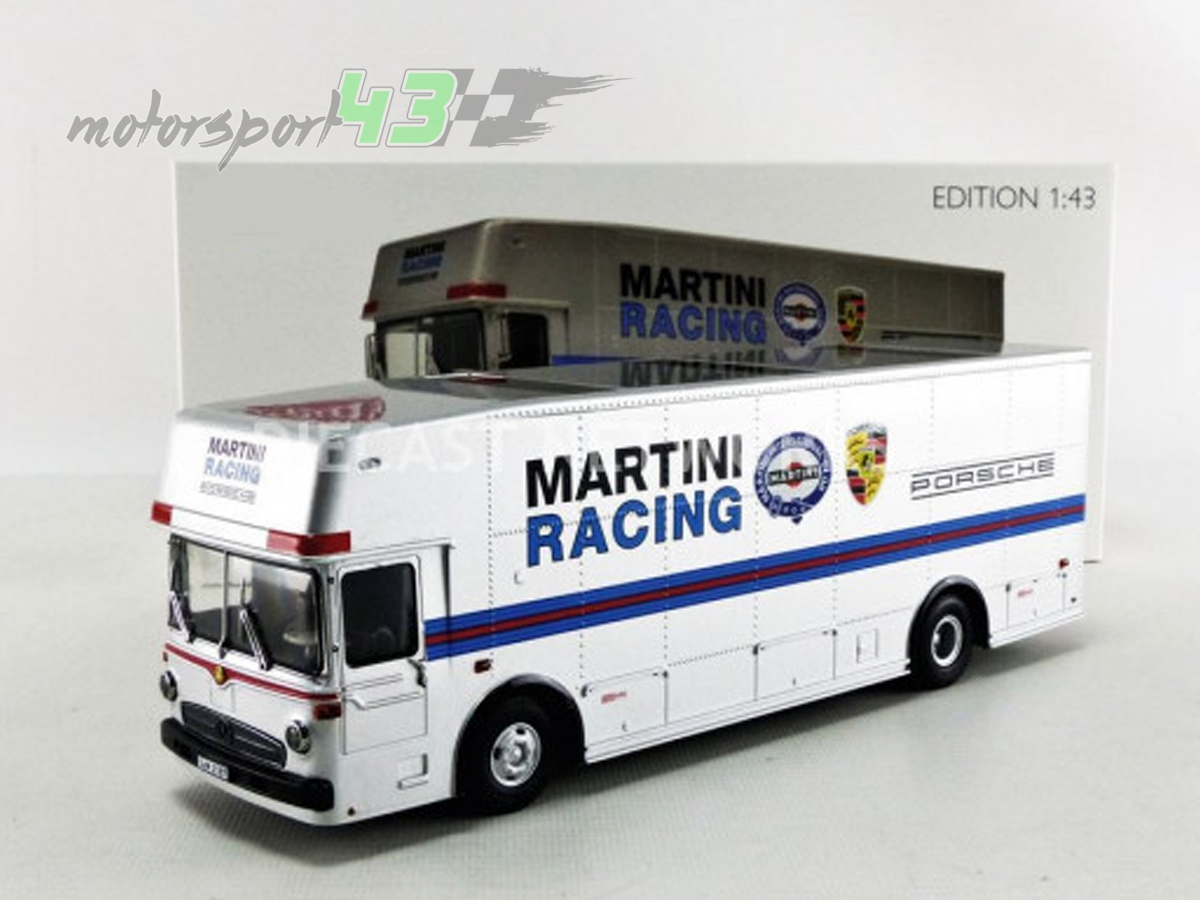 Mercedes Benz 0317 MARTINI RACING Transporter 1966