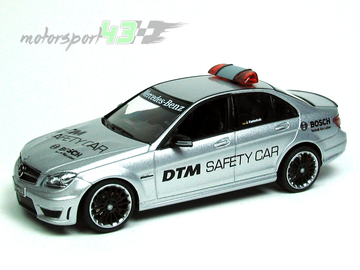 "Mercedes-Benz C 63 AMG ""DTM Safety Car 2011"""