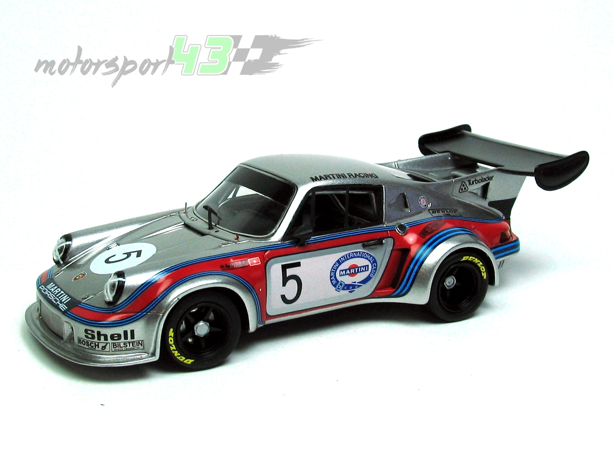 Porsche 911 RSR Turbo Brands Hatch 1974 #5