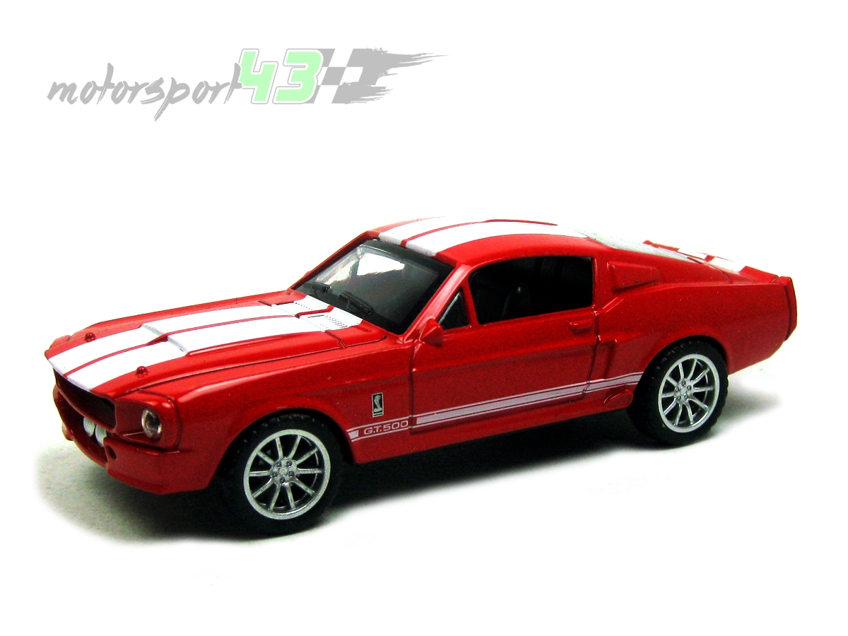 Shelby Mustang GT500 1967