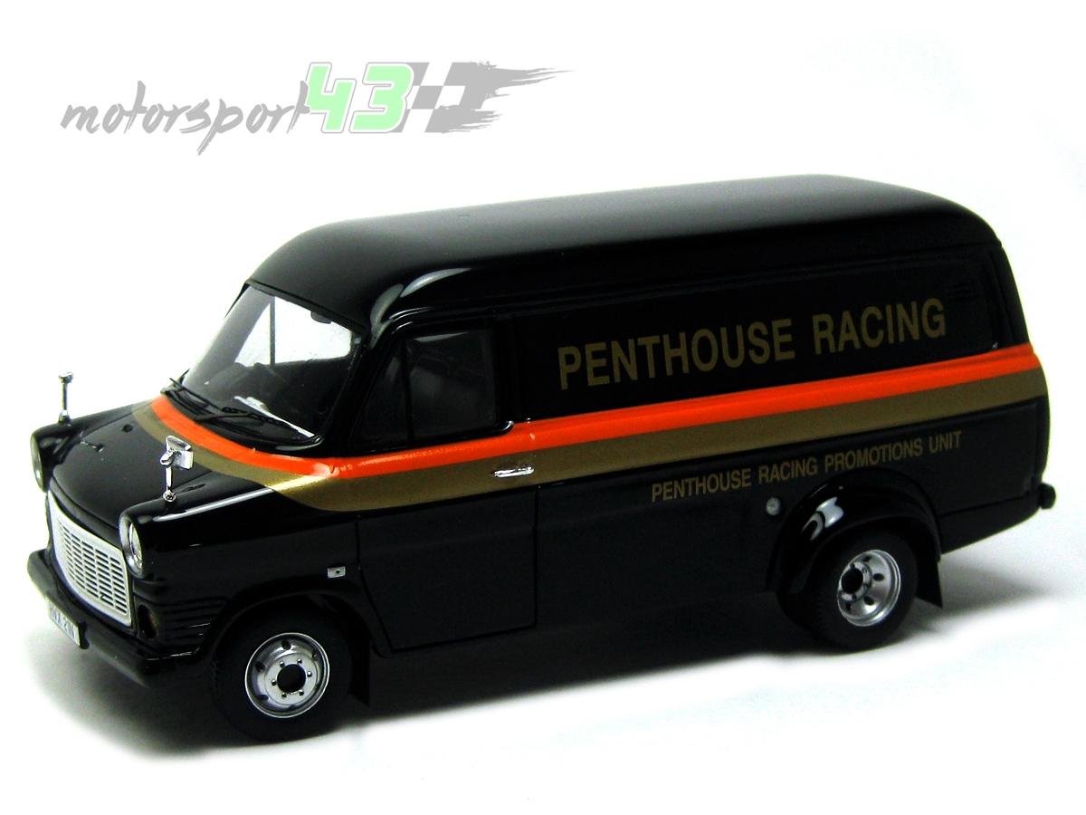Ford Transit Penthouse Racing 1975 Motorsport 43