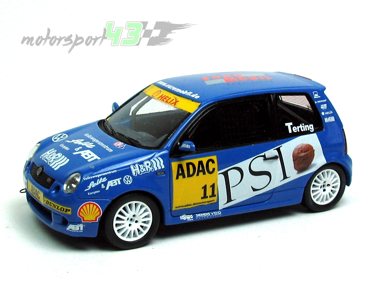 VW Lupo Cup 2002 #11