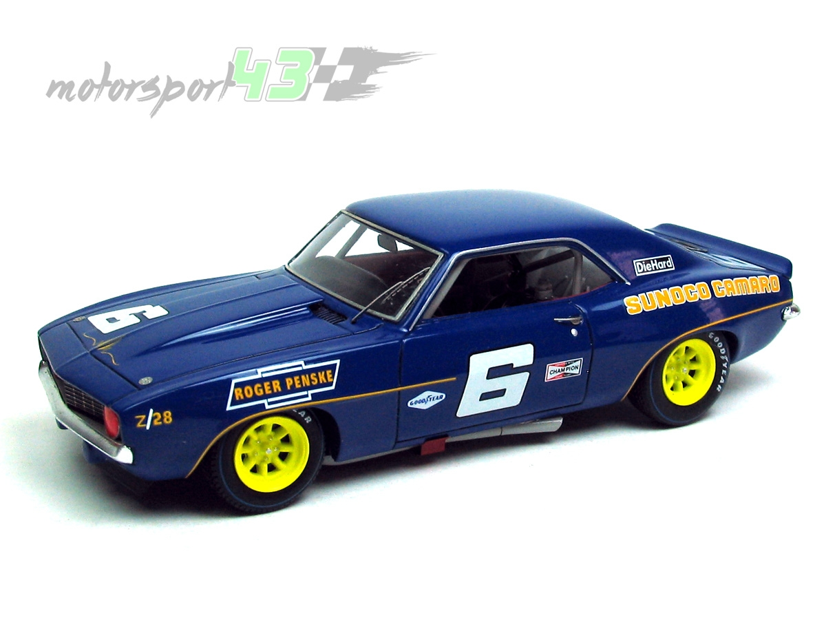 Chevrolet Camaro Z28 Trans-Am 1969 #6