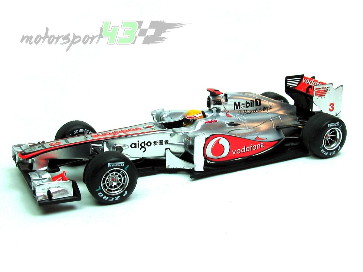 McLaren Mercedes MP4-26 G.P. China 2011 #3 L. Hamilton