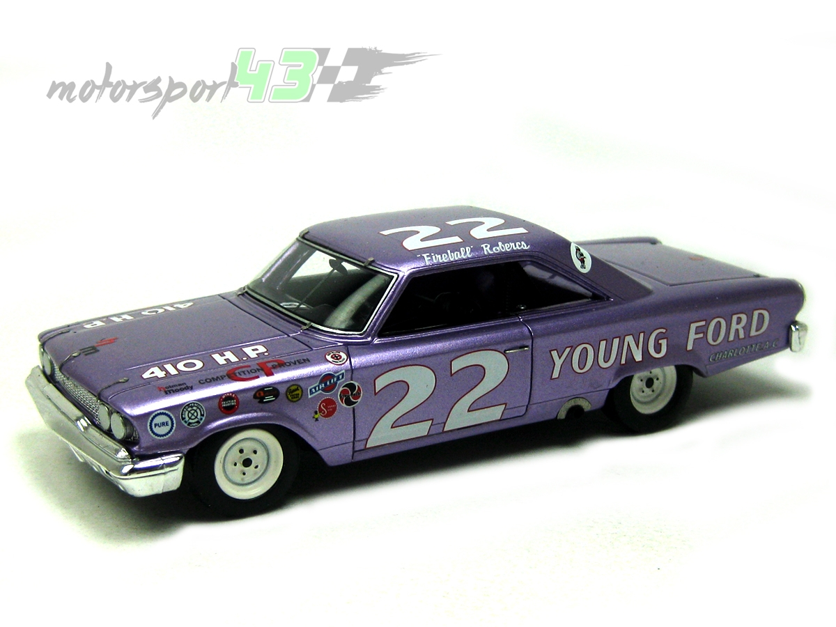 Ford Galaxy Darlington 1963 #22