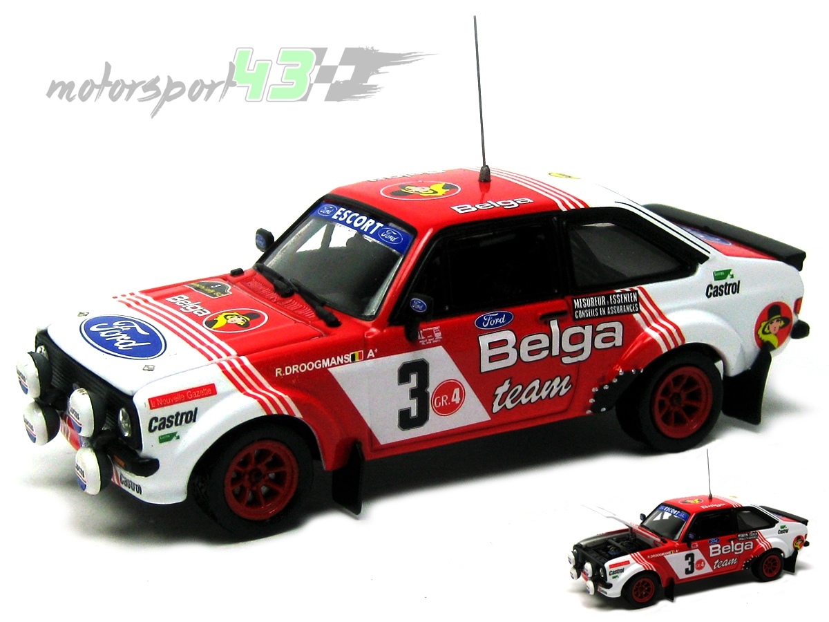 Ford Escort RS1800 Rally Bianchi 1982 #3